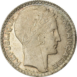 Coin, France, Turin, 10 Francs, 1931, Paris, MS(60-62), Silver, KM:878