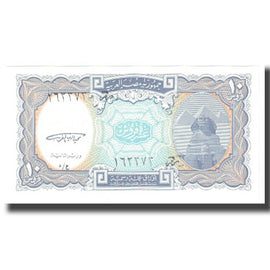 Banknote, Egypt, 10 Piastres, KM:189a, UNC(65-70)