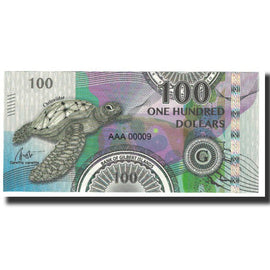 Banknote, Papua New Guinea, 100 Dollars, UNC(65-70)