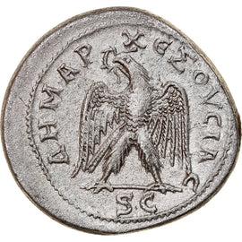 Coin, Gordian III, Tetradrachm, 240, Antioch, AU(50-53), Billon, Prieur:286