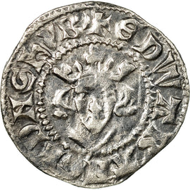 Coin, Great Britain, Edward I, Penny, London, EF(40-45), Silver
