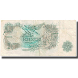 Banknote, Great Britain, 1 Pound, Undated (1937), KM:374g, EF(40-45)