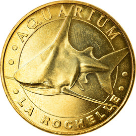 France, Token, Touristic token, La Rochelle - Aquarium n°1, Arts & Culture