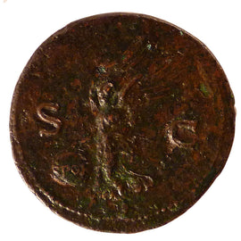 As, Roma, EF(40-45), Bronze, 10.10