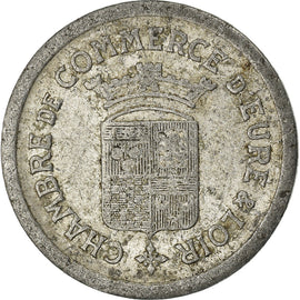 Coin, France, 5 Centimes, 1922, VF(20-25), Aluminium, Elie:10.1