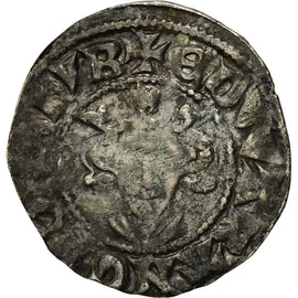Coin, Great Britain, Edward I, Penny, London, VF(20-25), Silver