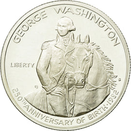 Coin, United States, Half Dollar, 1982, U.S. Mint, San Francisco, MS(60-62)