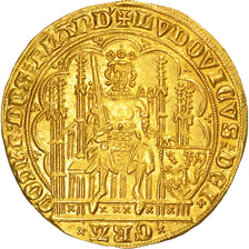 FRANCE, Chaise d'or, MS(60-62), Gold, Boudeau #2226, 4.49