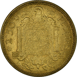 Coin, Spain, Caudillo and regent, 2-1/2 Pesetas, 1970, Madrid, EF(40-45)