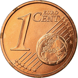 San Marino, Euro Cent, 2007, MS(65-70), Copper Plated Steel, KM:440