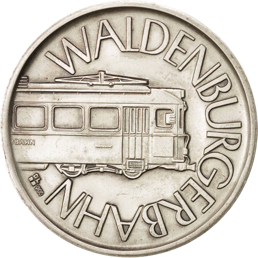 90th Waldenburger railway line anniversary