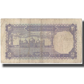 Banknote, Pakistan, 2 Rupees, KM:37, F(12-15)