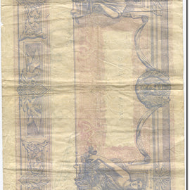 France, 1000 Francs, Bleu et Rose, 1889, 1926-06-04, F(12-15), Fay:36.42 KM:67j