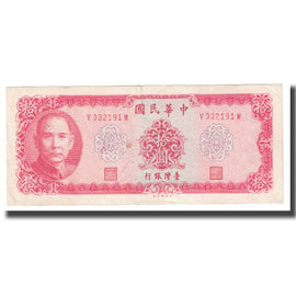 Banknote, China, 10 Yüan, KM:1979b, VF(20-25)