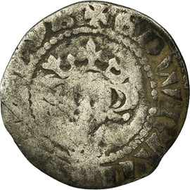 Coin, Great Britain, Edward I, Penny, Canterbury, F(12-15), Silver, Spink:1419