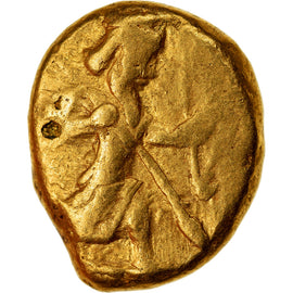 Coin, Achaemenid Empire, Daric, Sardes, EF(40-45), Gold