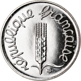 Coin, France, 1 Centime, 1993, BU, MS(65-70), Steel, Gadoury:91