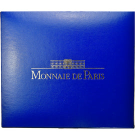 France, Monnaie de Paris, Proof Set Euro, 2007, MS(65-70)