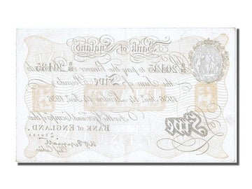 Banknote, Great Britain, 5 Pounds, 1936, 1936-01-14, UNC(63)