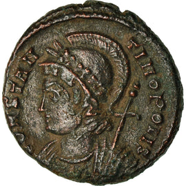Coin, Constantinople, City Commemoratives, Nummus, 330-333, Lyon, EF(40-45)