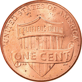 Coin, United States, Lincoln Cent, Cent, 2011, U.S. Mint, Philadelphia