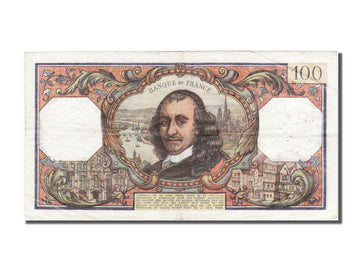 Banknote, France, 100 Francs, 100 F 1964-1979 ''Corneille'', 1975, 1975-11-06