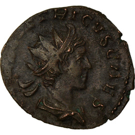 Coin, Tetricus II, Antoninianus, Trier or Cologne, EF(40-45), Billon, RIC:270