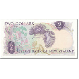 Banknote, New Zealand, 2 Dollars, 1967-68, Undated (1967-68), KM:164A