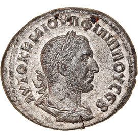 Coin, Seleucis and Pieria, Philip I, Tetradrachm, 244-249, Antioch, AU(55-58)