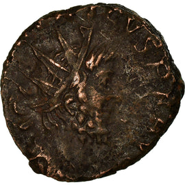 Coin, Tetricus II, Antoninianus, 272, Trier or Cologne, VF(30-35), Billon