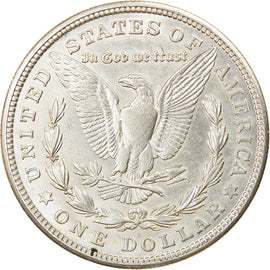 Coin, United States, Morgan Dollar, Dollar, 1921, U.S. Mint, San Francisco