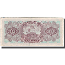 Banknote, South Korea, 10 Won, KM:33e, VF(30-35)