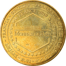 France, Token, Touristic token, Disneyland n°19 - Resort Paris, Arts & Culture
