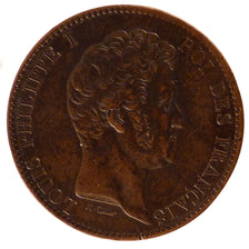 Coin, France, 5 Francs, 1833, Paris, AU(50-53), Bronze