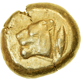 Coin, Mysia, Kyzikos, Stater, 550-450 BC, EF(40-45), Electrum, SNG-France:178