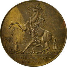 Algeria, Medal, Encouragement à l'Elevage, EF(40-45), Bronze