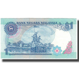 Banknote, Malaysia, 5 Ringgit, KM:14A, UNC(63)