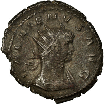 Coin, Gallienus, Antoninianus, AU(50-53), Billon, Cohen:425