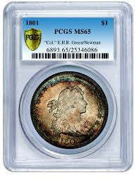 Graded Coins
