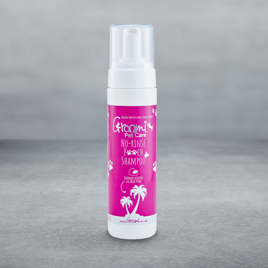 No Rinse Pooch Shampoo 200ml - *BACK IN STOCK*