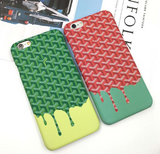 Fashion Rock goya plastic Case Cover for Apple iPhone 5s 5 6 Plus 6 -05011
