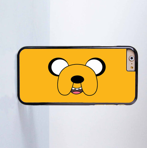 adventure time jack Plastic Case Cover for Apple iPhone 6 6 Plus 4 4s 5 5s 5c
