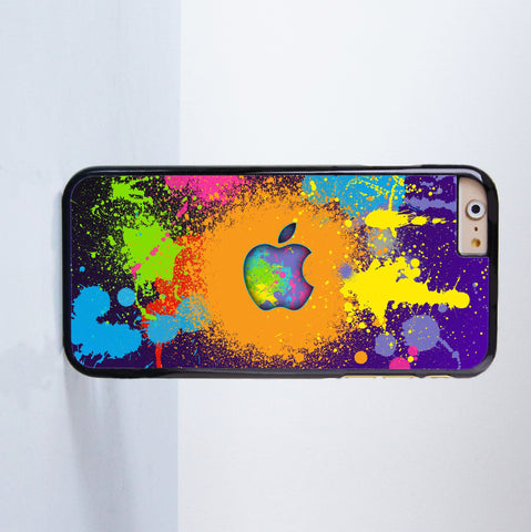 Apple Painting  Plastic Case Cover for Apple iPhone 6 6 Plus 4 4s 5 5s 5c