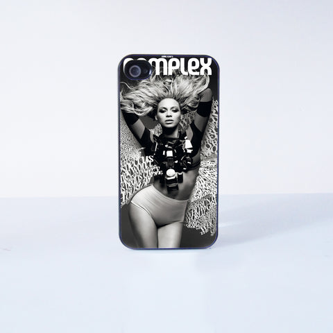 Beyonce Plastic Phone Case  for Apple iPhone 4 4s 6 6 Plus  5 5s 5c