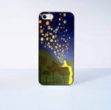 Tangled Castle  Plastic Case Cover for Apple iPhone 5s 5 6 Plus 6 4 4s  5c
