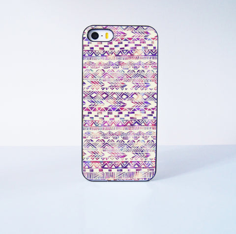 Aztec Plastic Case Cover for Apple iPhone 5s 5 4 4s 5c 6 6s Plus