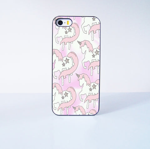Fashion Unicorn Collection  Plastic Case Cover for Apple iPhone 5s 5 6 Plus 6 4 4s  5c