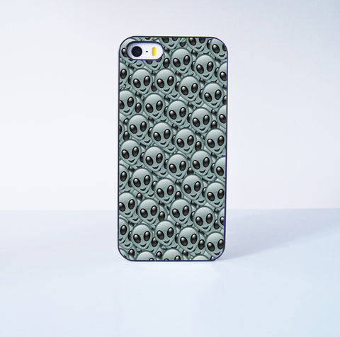 Alien Collection Plastic Case Cover for Apple iPhone 5s 5 6 Plus 6 4 4s  5c