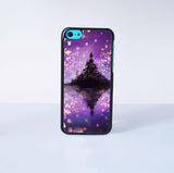 Tangled Castle  Plastic Case Cover for Apple iPhone 5C 6 Plus 6 5S 5 4 4s