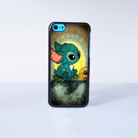Stitch Plastic Case Cover for Apple iPhone 5C 6 Plus 6 5S 5 4 4s